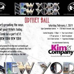 Durham Community Foundation 2014 Odyssey Ball