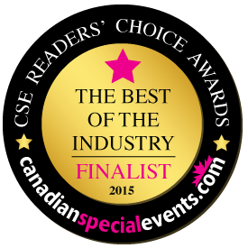 Readers Choice 2015 finalist