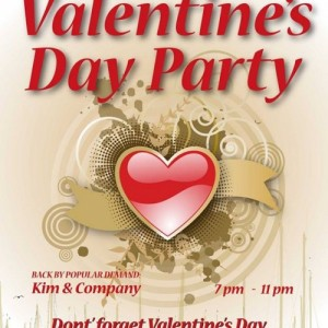 Kim & Company entertainment for Ashbridges Bay Yacht Club Valentine Dance