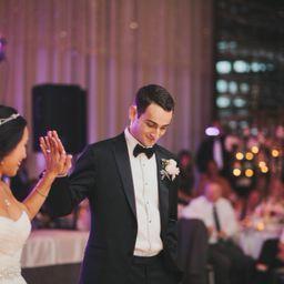 Testimonials wedding band Kim & Company