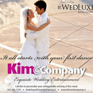 Kim & Company Toronto Weddings & Events Band